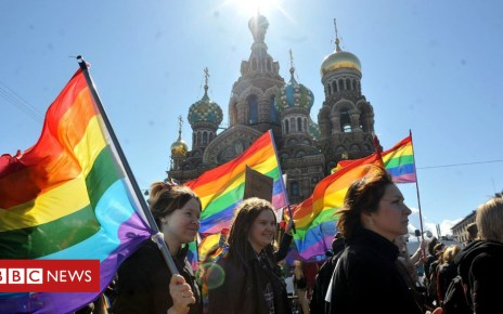 102084536 mediaitem102084532 - World Cup 2018: 'Safe space' for Russia LGBT football fans shut
