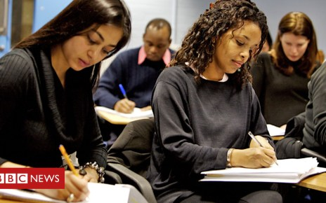 102098635 exams - 'Ditch predicted grades' from university admissions