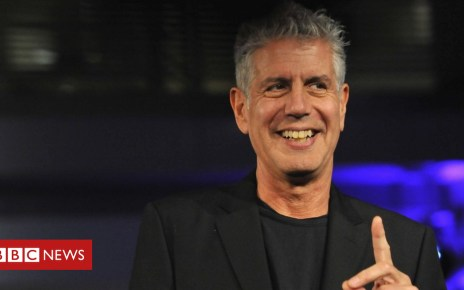102169973 gettyimages 458820526 - Anthony Bourdain: Chef's mother plans memorial tattoo