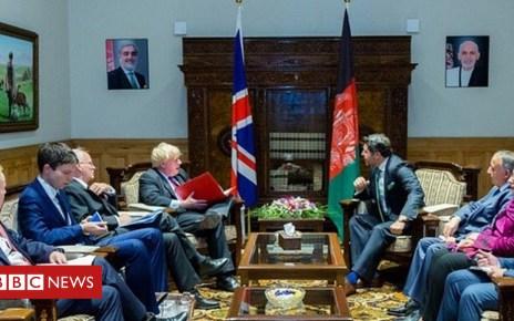 102195876 mediaitem102195875 - Boris Johnson: Security focus to controversial Afghan trip