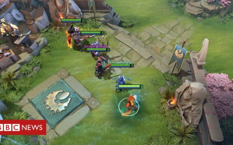 102206572 dota2 - 'Unfair' mouse team banned from competing for $15m prize