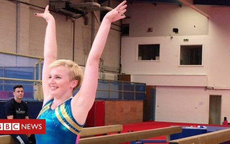 102207408 p06c55jp - Mast cell activation syndrome: Gymnast 'allergic to everything'