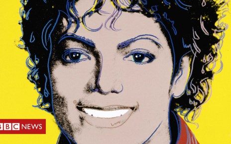 102211756 michael jackson by warhol e - Michael Jackson: On the Wall exhibition explores images of the star