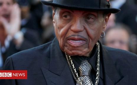 102229494 tv047650491 - Joe Jackson: Patriarch of Jackson family dies aged 89