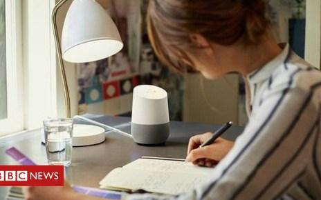 102235013 6943b862 2644 4fa2 9d62 9fe77d3b2dc3 - Google Home speakers complain of 'glitch'