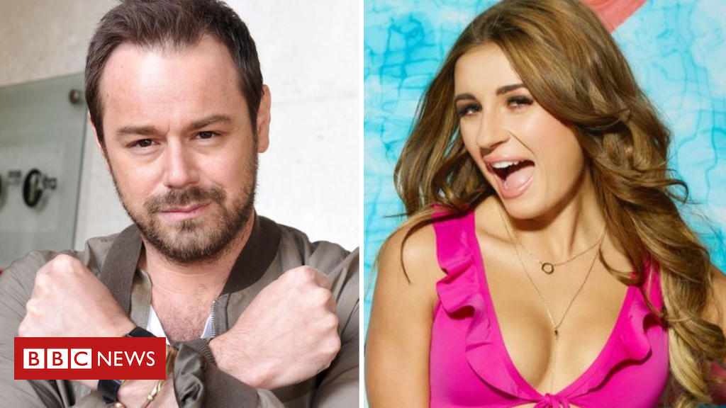 102256908 dyer bbc dyer itv love isla - Love Island: Danny Dyer 'didn't want' daughter Dani to go on the show
