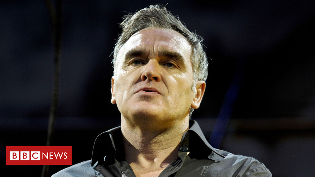 102257273 morrissey1 pa - Morrissey: Row over plan for anti-racism protest in Manchester