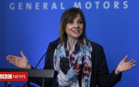 102268509 hi047392977 - GM warns against potential car tariffs