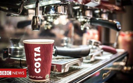 95776288 costawhitbread - Costa UK coffee sales fall by 2%, says owner Whitbread