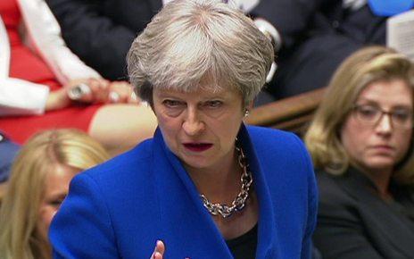 p06bmjc6 - US family separations are wrong, says Theresa May