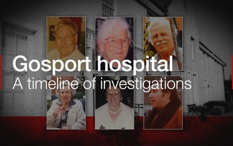 p06bn5f9 - Gosport hospital deaths: Drugs scandal 'may be happening elsewhere'