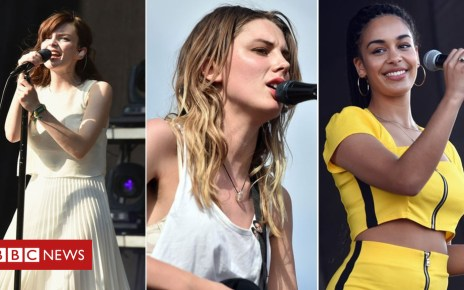 100184277 female artists triptych - Festivals 2018: The gender gap in music festival line-ups