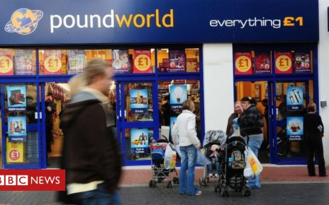 101919074 ha8s8etf - Poundworld to close 40 more stores