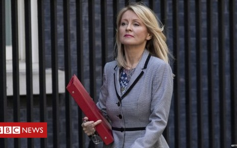 102375141 mediaitem102375140 - Esther McVey rebuked by watchdog over Universal Credit claims