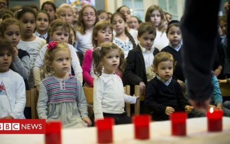 102395205 antisemberlinoravnerafp8nov13 - Germany to fight anti-Semitism in schools with new team