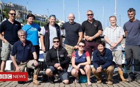 102411373 996c3436 b5c0 49d9 8d45 72ce694a05a5 - Wounded veterans explore 1906 shipwreck off north Devon coast