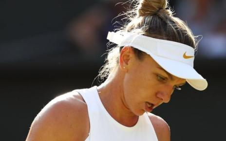 102425983 gettyimages 990779188 - Wimbledon 2018: Simona Halep loses to Hsieh Su-wei in third round