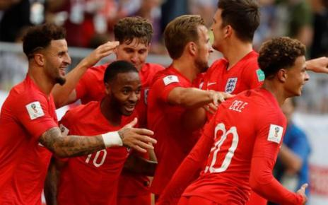 102426400 england3 - World Cup 2018: England beat Sweden 2-0 to reach semi-finals