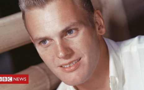 102449870 hunterget - Tab Hunter: The Hollywood heartthrob who hid his homosexuality