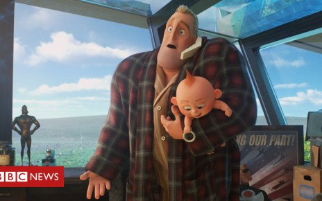 102456566 i2 rgb z295 202bcs.sel16.574 - The Incredibles 2: Holly Hunter on the 'rush' of seeing a female hero