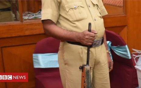 102457040 8545d5af 18fc 47b0 83ee 38cf9960a58b - India policemen told to slim down or lose job