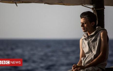 102459633 hi047862090 - Italian ship carrying migrants turned away from Italian ports