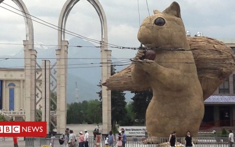 102480368 20180711 120452 - Kazakhstan squirrel art installation sparks backlash over costs