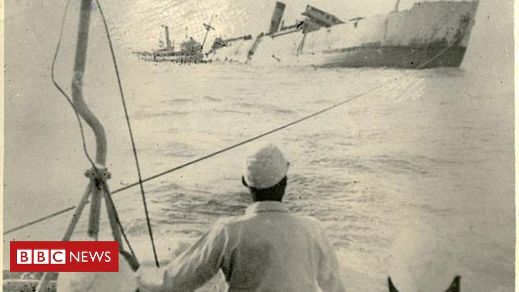 102521946 lisbonmaru2 976 - British POWs sank with the Lisbon Maru - should it be raised?