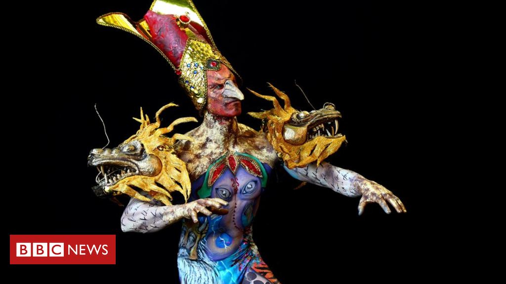 102546753 cb5391f8 590b 4acc 8532 c520a3979a1a - World Bodypainting Festival: Models transformed into amazing artworks