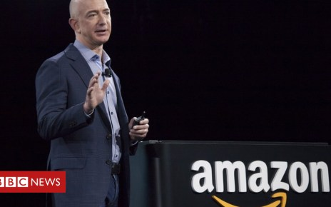 102561230 gettyimages 450831342 - Amazon's Jeff Bezos beats Bill Gates in new rich list