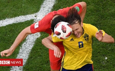 102563698 header - Is heading a football bad for your health?