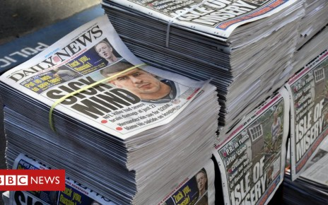 102657912 gettyimages 867061288 - New York Daily News axes half of its staff