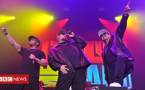 102670617 badd3 getty - Color Me Badd star arrested after 'pushing bandmate'
