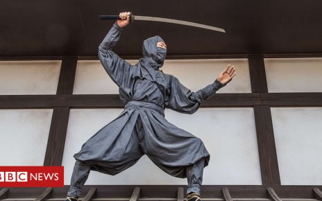 102696270 gettyimages 584173016 - Japan's Iga city 'does not need ninjas' after reports it was hiring