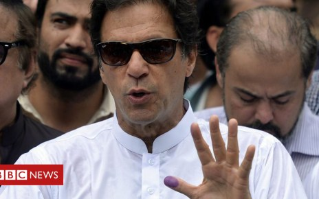 102699610 p06frn2f - Pakistan election: Five things to know about Imran Khan