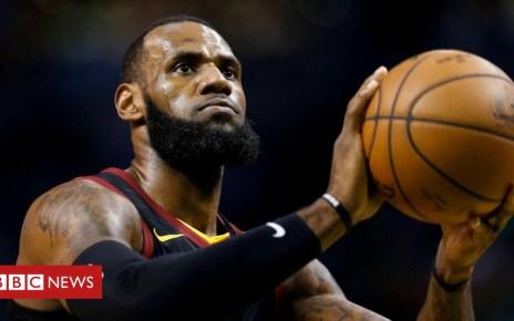 102717725 hi048044750 - LeBron James: NBA star 'regrets' giving son his name