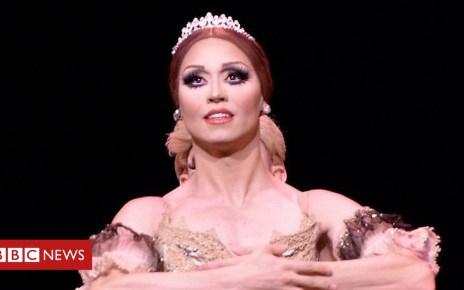 102725555 p06fwkkw - Gender-fluid ballerina Chase Johnsey: 'Take me seriously'