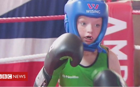 102733449 p06fyvq5 - Meet the girls who have taken up boxing