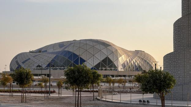 """102745908 qatarlusailgetty - World Cup 2022: Fifa need to conduct """"independent investigation"""" into Qatar bid claims"""