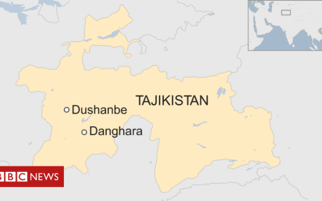 102753427 tajikistandanghara4640718 - Tajikistan probes 'attack' that left four foreign cyclists dead