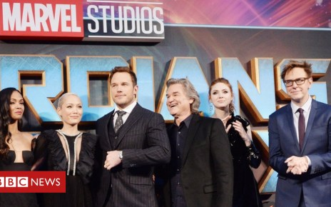 102764475 gettyimages 672873200 - James Gunn: Guardians of the Galaxy cast back fired director