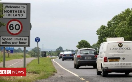 90508642 border - Stormont EU veto power plans to be published by government