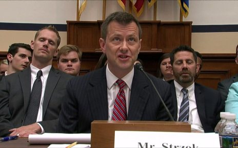 p06dlf3n - FBI agent Peter Strzok 'fired over anti-Trump texts'