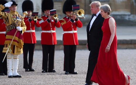 p06dlg9b - Trump: Brexit plan 'will probably kill' US trade deal