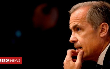 101680409 carney - Carney: No-deal Brexit 'highly undesirable'