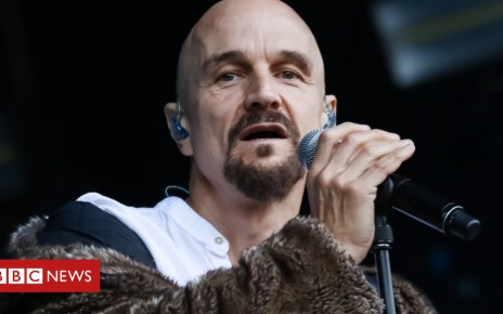 102753031 booth getty - Tim Booth on how Donald Trump 'sneaked in' to James' new album