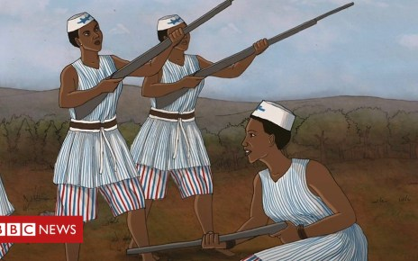 102774810 p06g6mp7 - Dahomey mothers: The all-female army that protected modern-day Benin