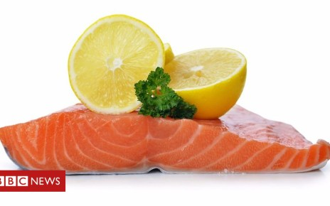 102778691 p06g7c7h - Salmon fed genetically modified plants in nutrition trial