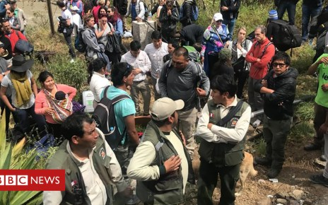 102782592 gettyimages 1008578212 - Machu Picchu train crash: Collision injures 15 tourists in Peru