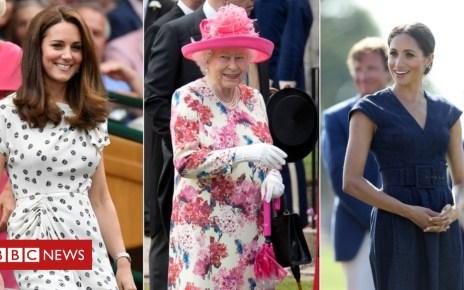 102792273 royalwomen - Royal Family lead Tatler's 2018 best-dressed Brits list